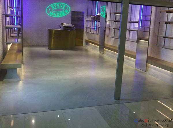 0983ca76d00 Steve Madden - Gallery - Polished Concrete Floors Indonesia ...