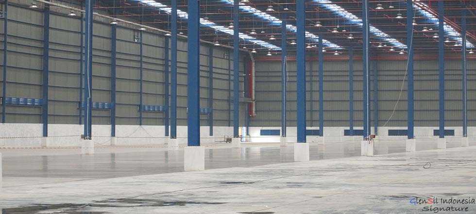 Enfermedad infecciosa Inspección boicotear  Portfolio - Polished Concrete Floors Indonesia - GLENSIL INDONESIA